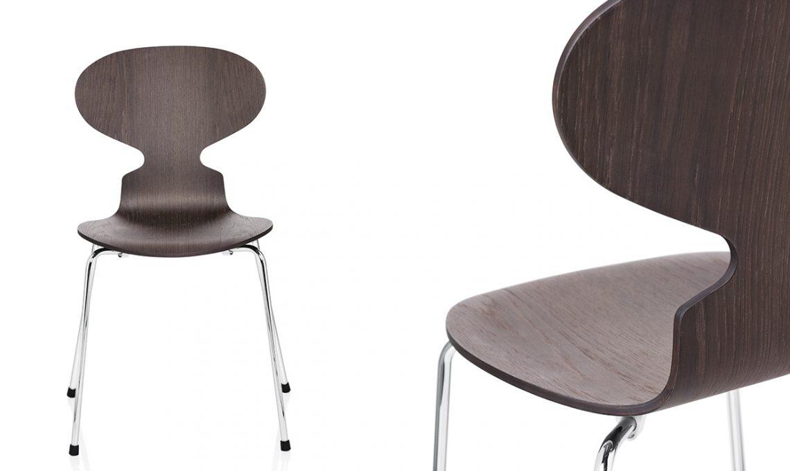 Icone del design la sedia ant chair casafacile for La sedia nel design