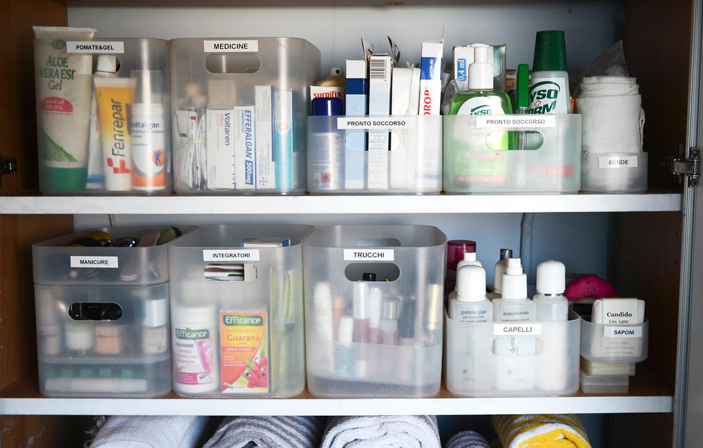 Come organizzare l 39 armadietto dei medicinali casafacile for Organizzare il giardino di casa