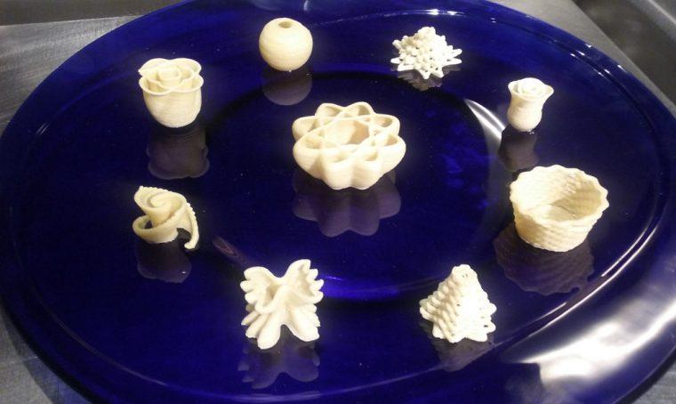 La pasta del futuro si stampa in 3D!