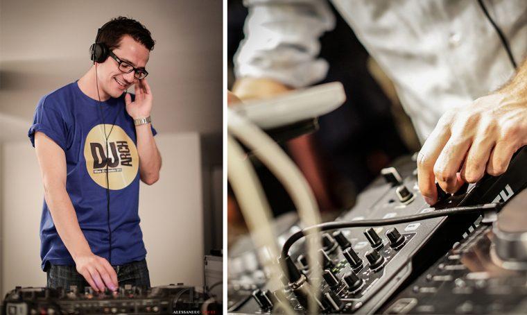 A Milano gli architetti diventano DJ per una notte