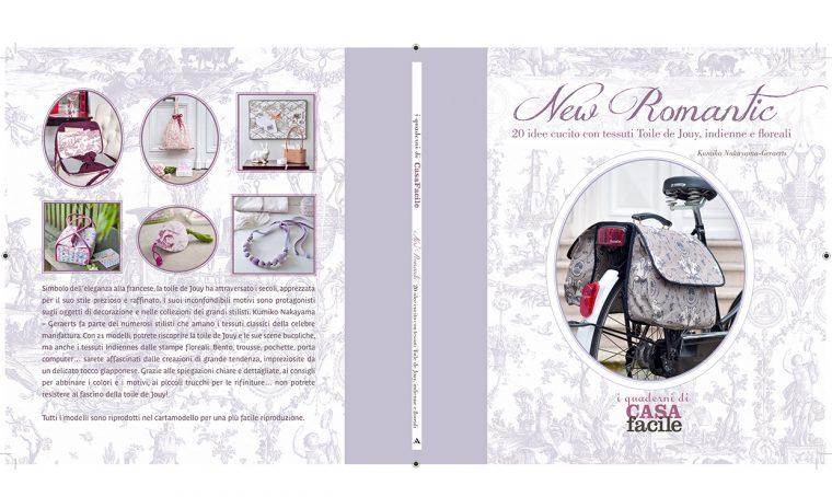 "I Quaderni di CasaFacile: i cartamodelli ""New Romantic"""