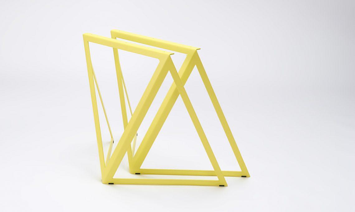 Cavalletti Tavolo Design.12 Cavalletti Per Realizzare Un Tavolo Fai Da Te Casafacile