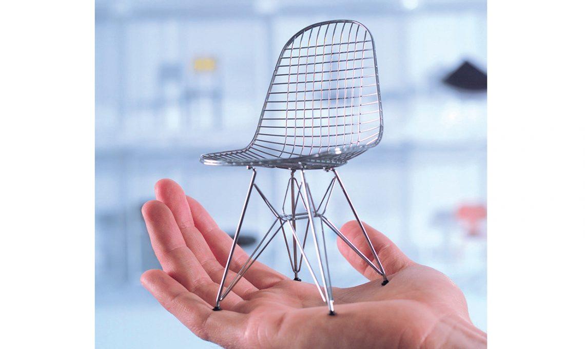 100 sedie icone di design in miniatura CasaFacile