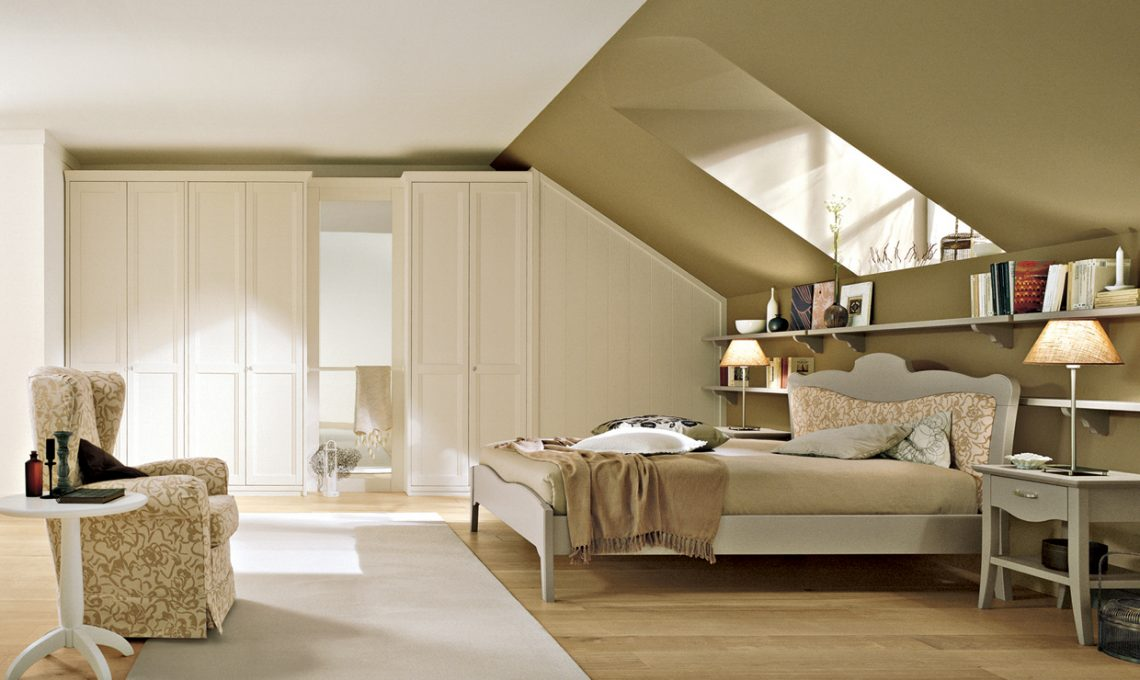 Armadio in camera da letto dove metterlo casafacile for Dove comprare camere da letto