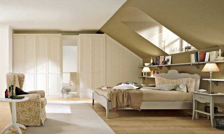 Armadio in camera da letto: dove metterlo