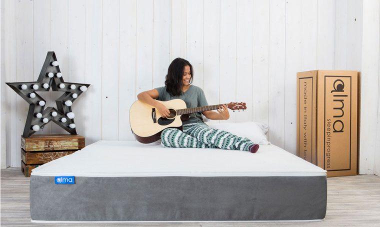Con i materassi Alma Bed, soddisfatti o rimborsati. E c'è anche uno sconto speciale per te!