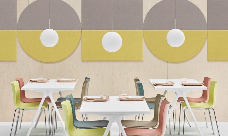 10 pannelli fonoassorbenti di design per la casa e l'ufficio