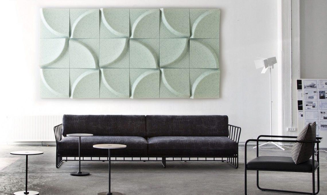 10 pannelli fonoassorbenti di design per la casa e l for Elementi di design per la casa