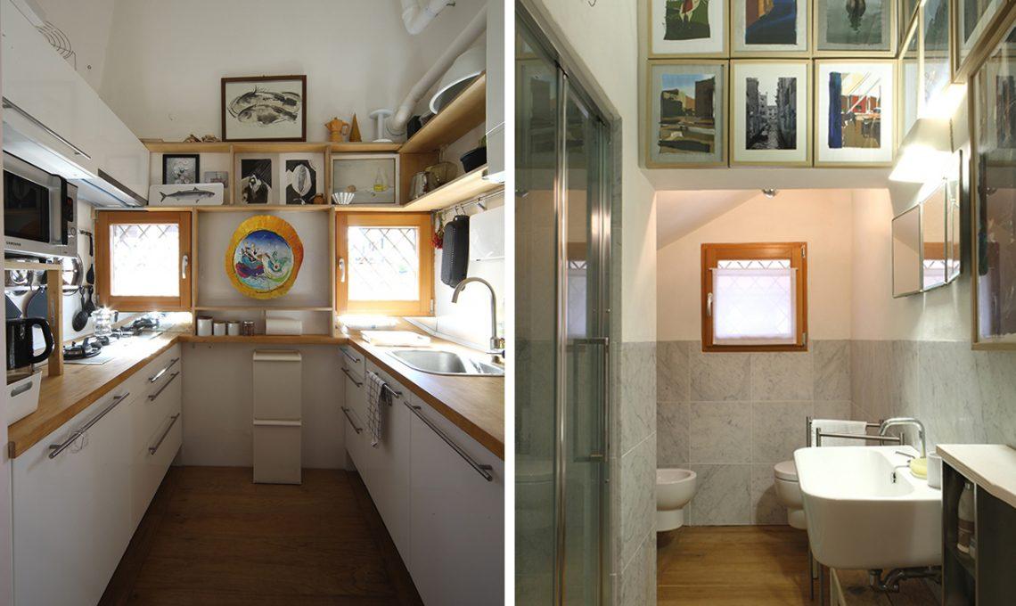 Ispirazioni e istruzioni per appendere i quadri alle pareti casafacile - Quadri da appendere in cucina ...