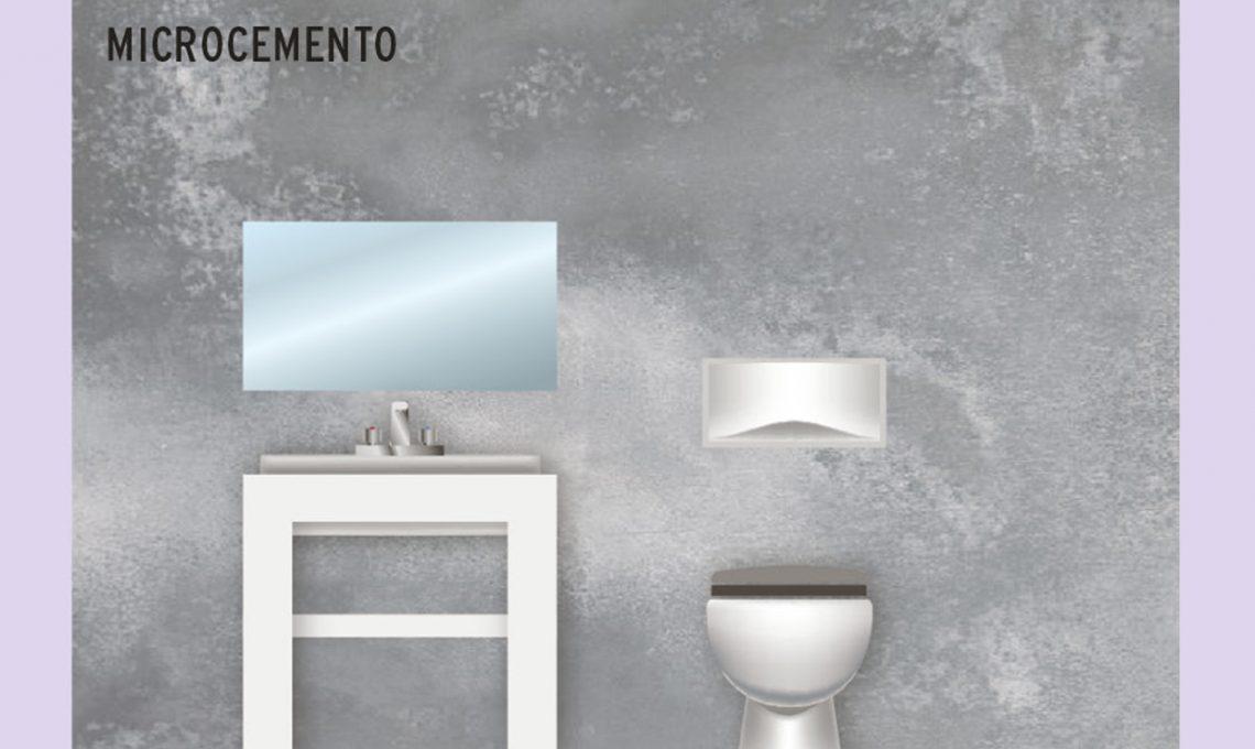 Cosa mettere sulle pareti del bagno - CASAfacile