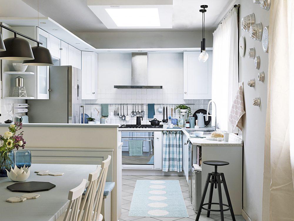 100 trucchi per organizzare la cucina