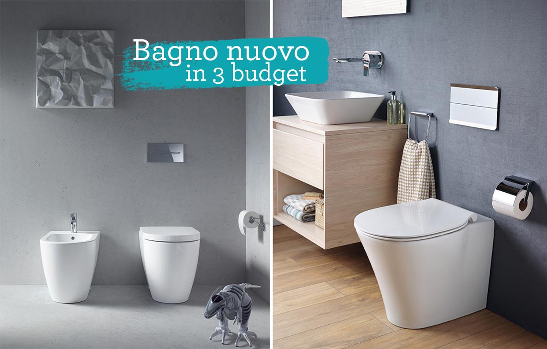 Ristrutturare il bagno tutto quello che devi sapere - Costi per ristrutturare un bagno ...