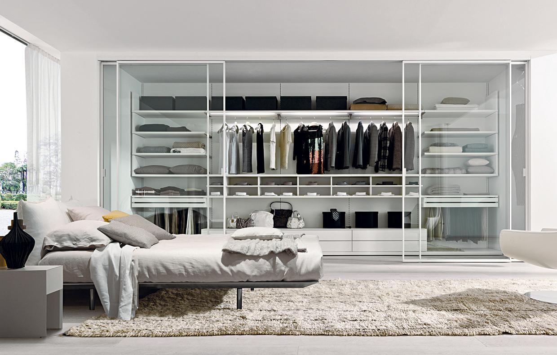 La cabina armadio: 10 progetti a seconda della tua camera - CASAfacile