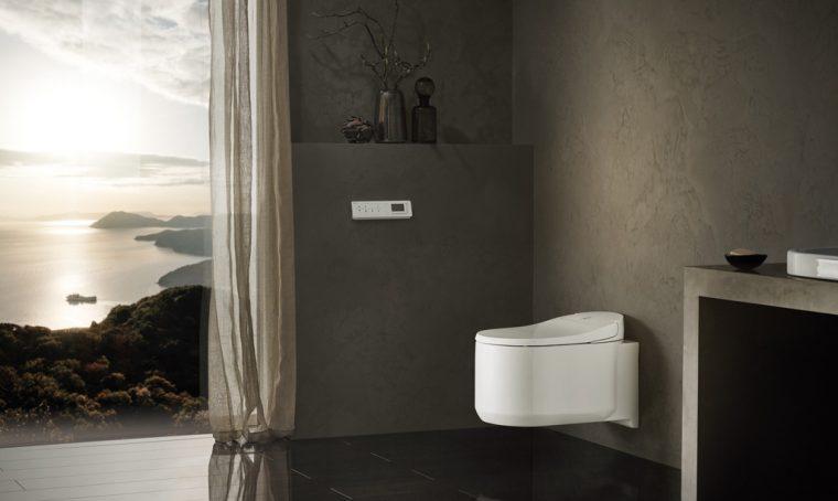 Grohe reinventa il wc con funzione bidet
