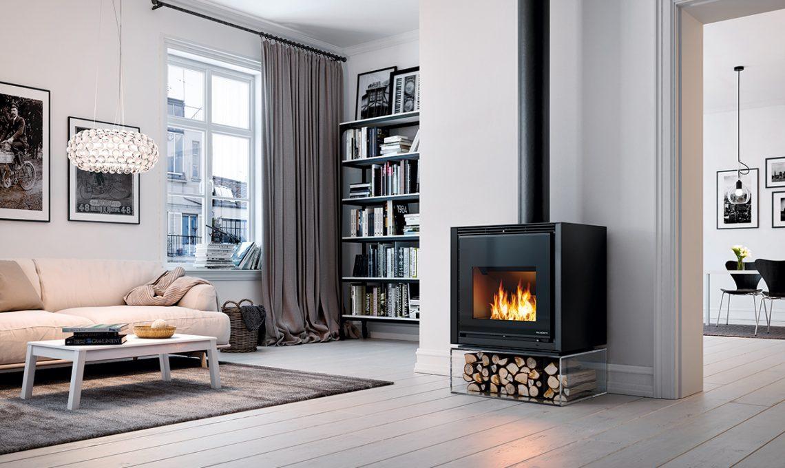 Stufe a pellet e a legna quale scegliere casafacile - Stufe a legna per cucinare e riscaldare ...