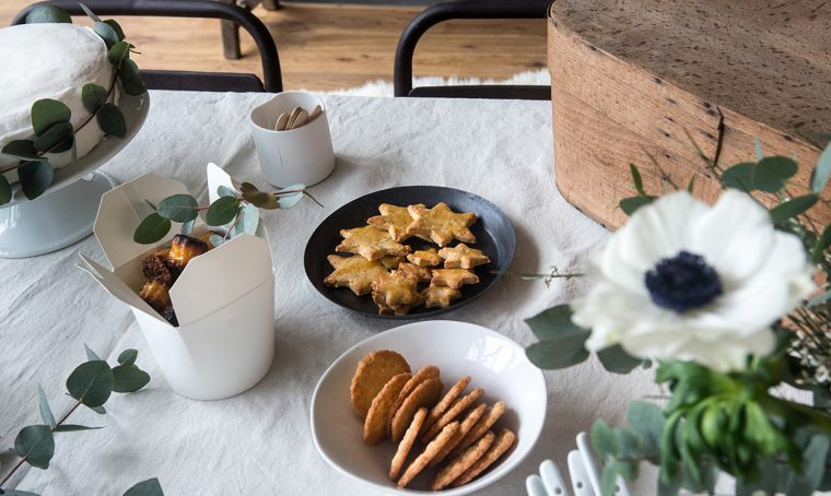 Regala biscotti fatti in casa!