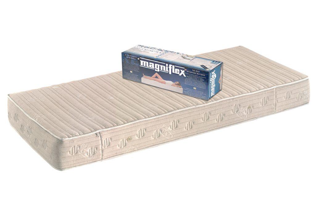 Materasso Ortopedico Magniflex.Il Materasso Sottovuoto Compie Trent Anni Casafacile