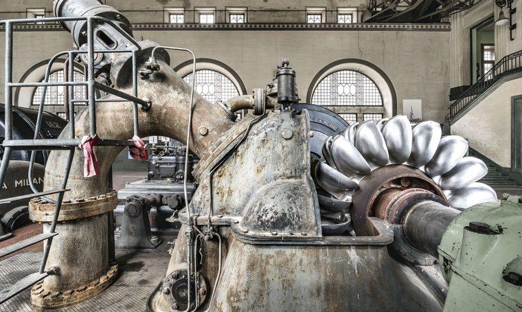 Mostra fotografica: le cattedrali dell'energia
