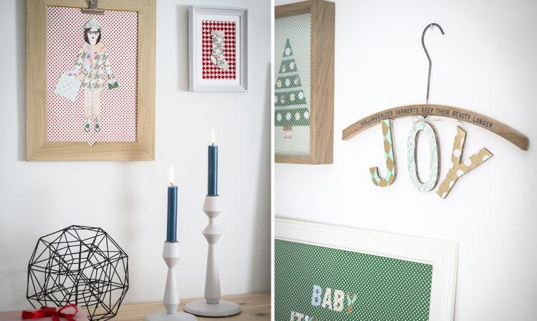 Stampa i disegni per realizzare le tue decorazioni natalizie