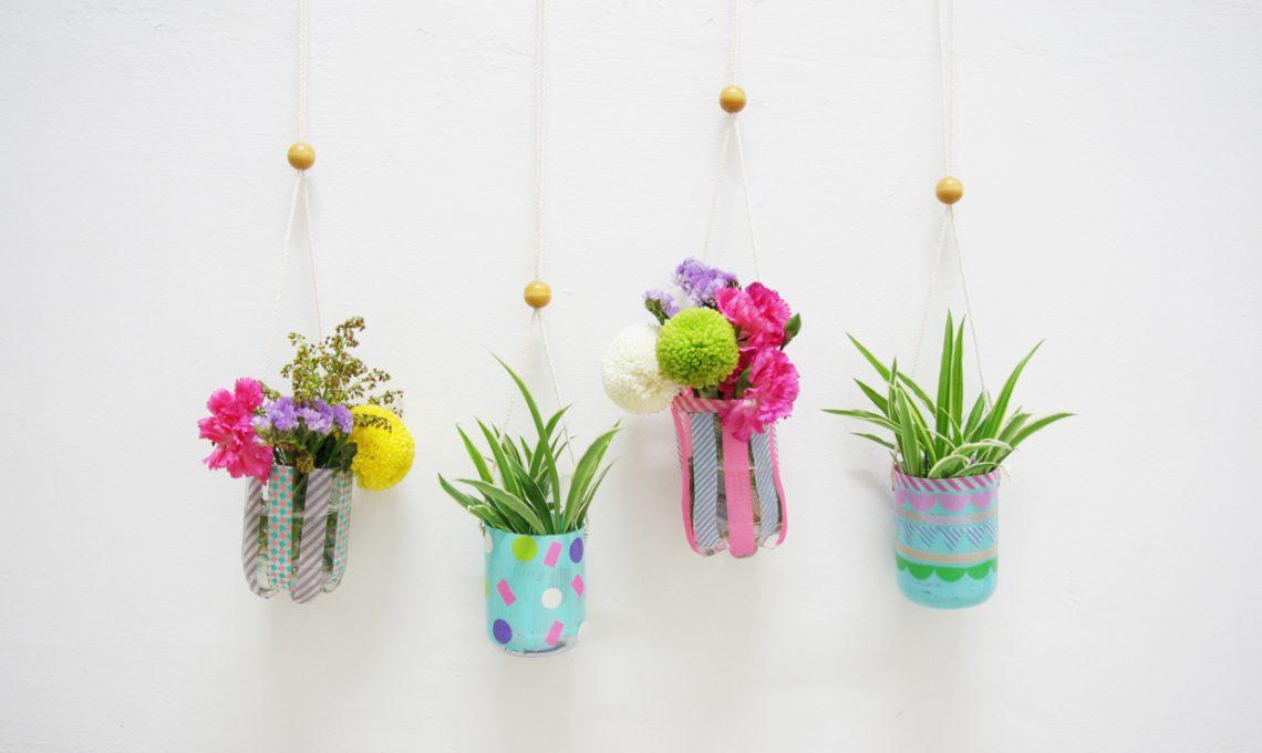 Come riciclare le bottiglie di plastica in modo creativo for Riciclare plastica in casa