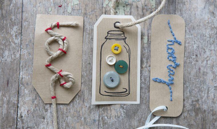 Idee riciclo e fai da te con la carta da pacco