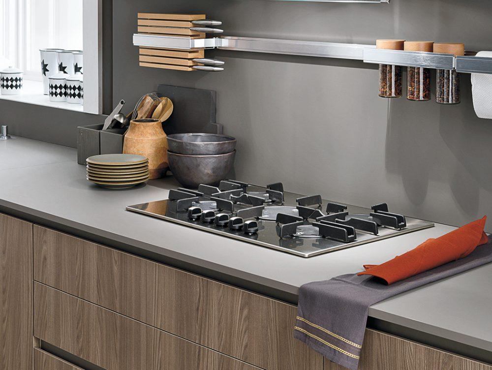 Piano di lavoro in cucina: il Fenix NTM®