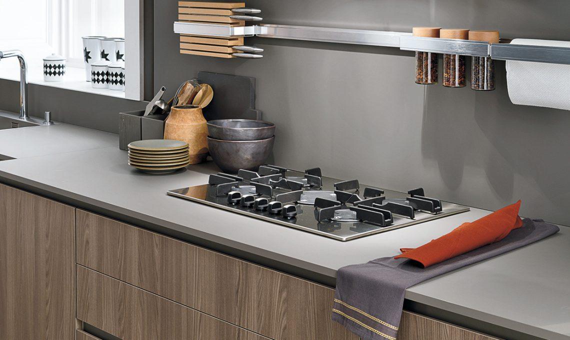 Piano di lavoro in cucina: il Fenix NTM® - CASAfacile