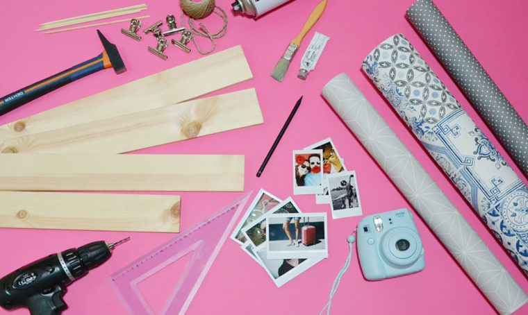 Idee regalo e décor con Instax e CasaFacile