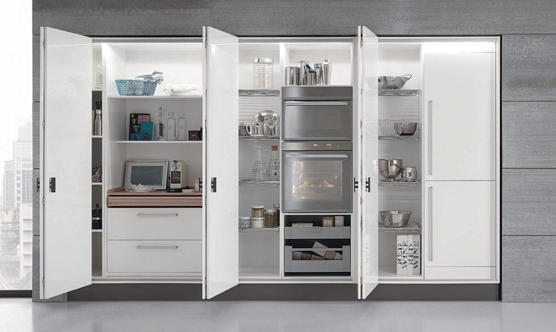 20 idee salvaspazio per case piccole casafacile for Piastra a induzione portatile ikea