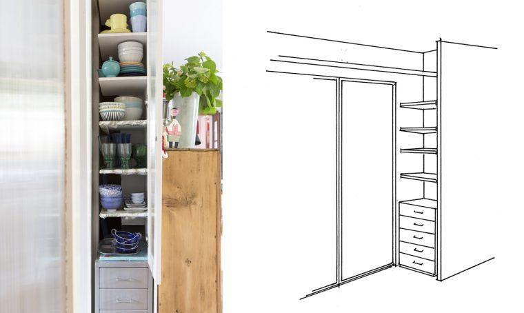Idee e soluzioni per una casa in stile nordico con arredi for Idee per case piccole