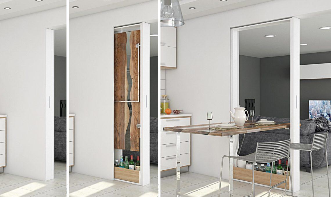 20 idee salvaspazio per case piccole casafacile for Soluzioni per case piccole