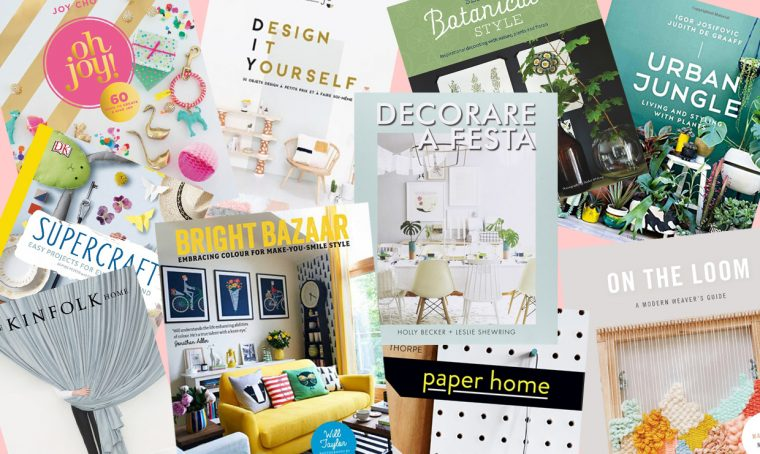 10 libri per appassionati di décor e design