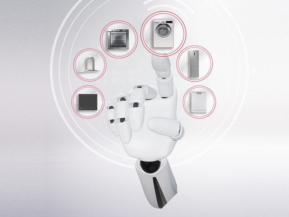 Elettrodomestici hi-tech