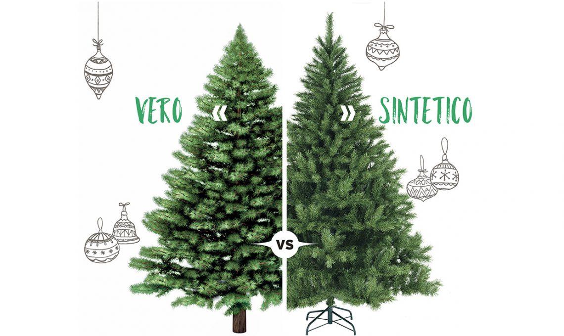 Foto Di Natale Albero.Albero Di Natale Vero O Finto Casafacile