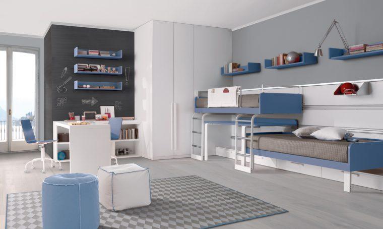 Una camera per due fratelli