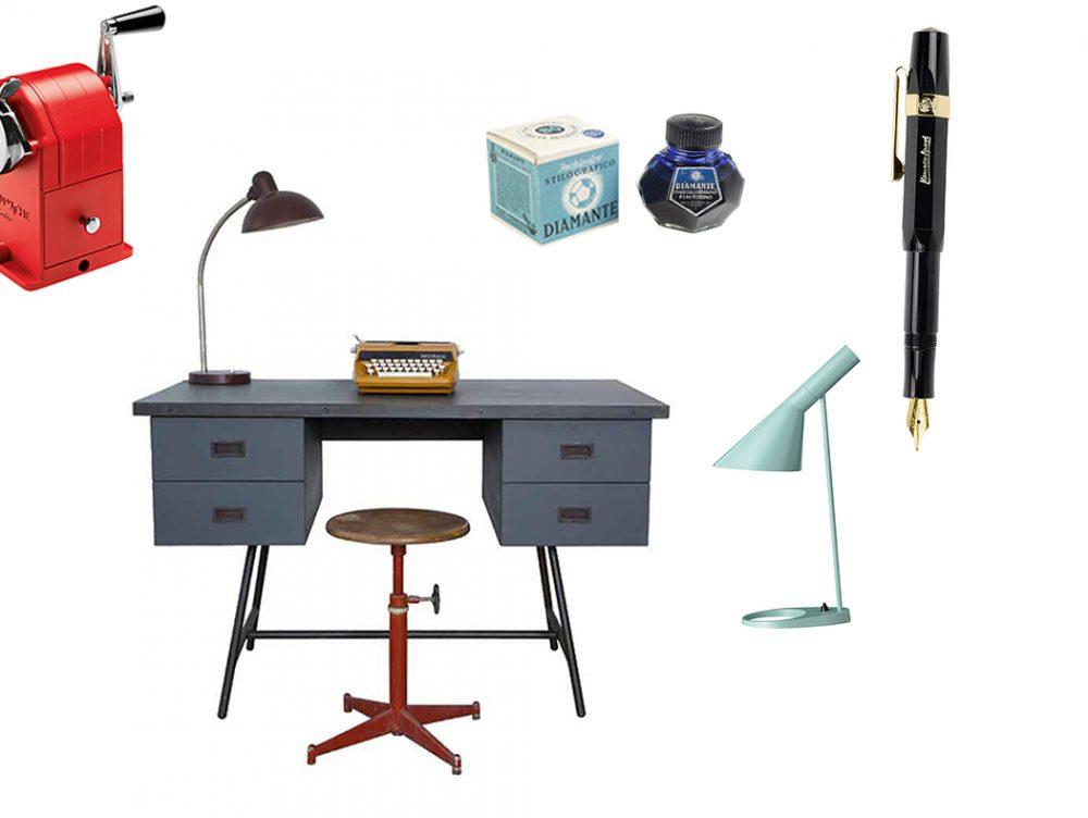 Arredare l'angolo studio in 4 stili
