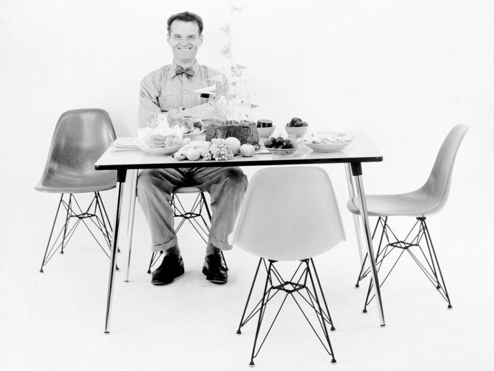 Eames plastic chair: una vera icona del design
