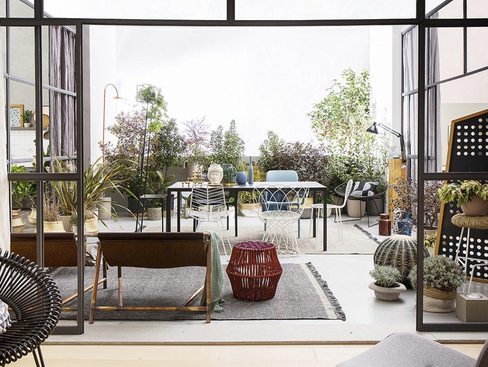 Come trasformare un terrazzo in salotto