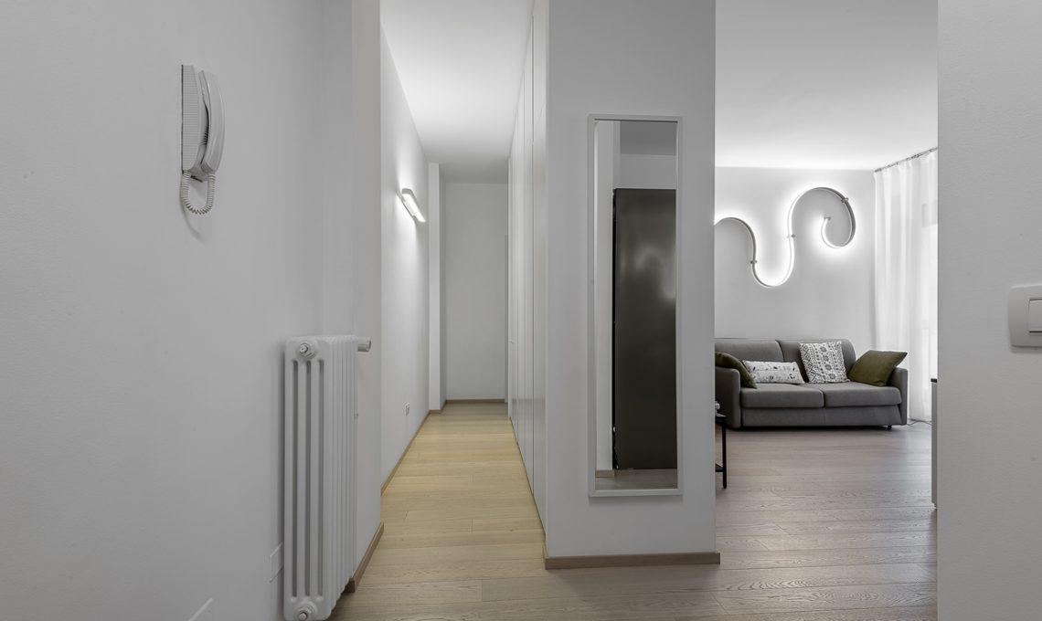15 idee e soluzioni per arredare il corridoio casafacile - Mobili da corridoio ...