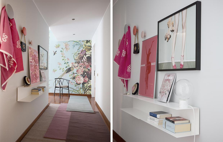 15 idee e soluzioni per arredare il corridoio casafacile - Soluzioni ingresso casa ...