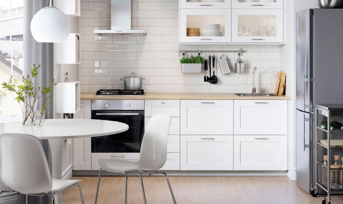 Progettare Cucina Ikea. Gallery Of Beautiful Parete Cucina Ikea Orna ...