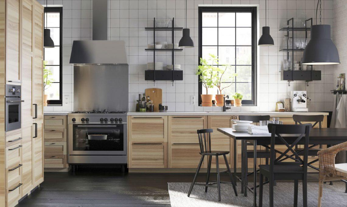 Come progettare la tua cucina ikea casafacile - Progettare casa ikea ...