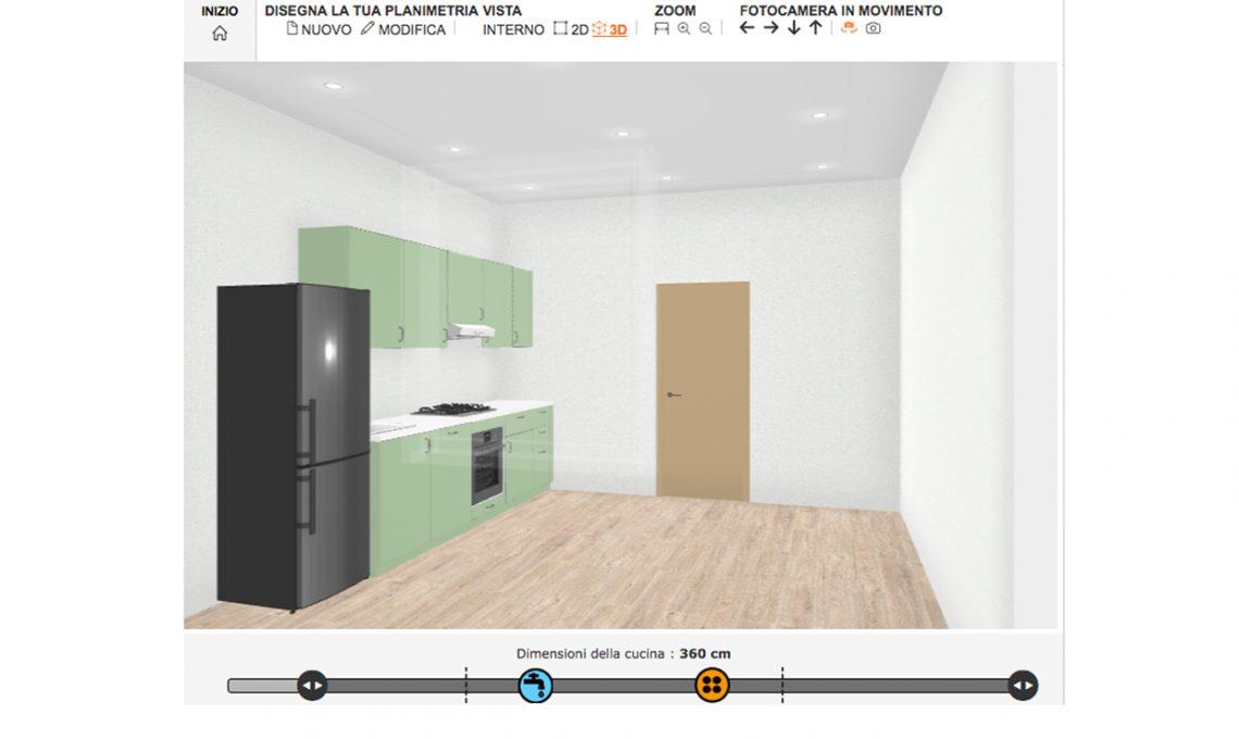 Come progettare la tua cucina ikea casafacile - Disegnare cucina ikea ...