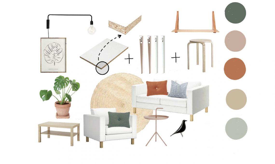 Come arredare un piccolo soggiorno con zona pranzo for Piccolo soggiorno da arredare
