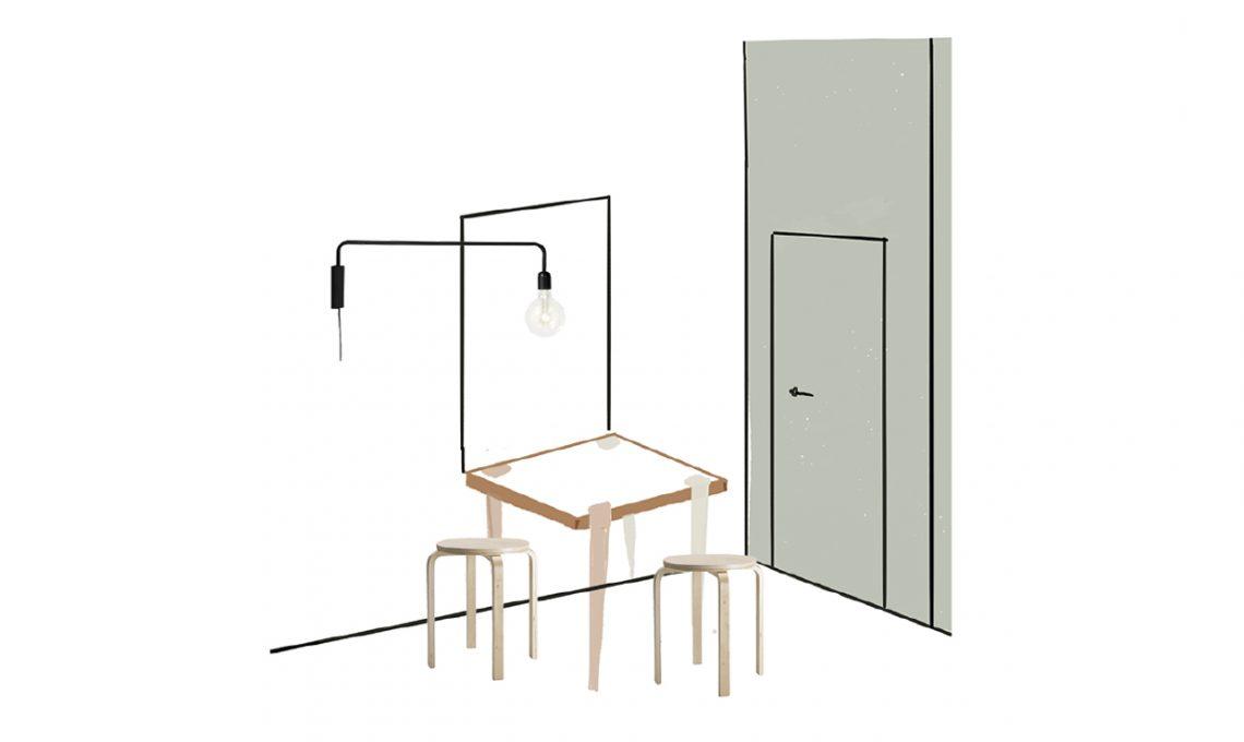 come arredare un piccolo soggiorno con zona pranzo - casafacile - Come Arredare Un Soggiorno Pranzo Piccolo 2