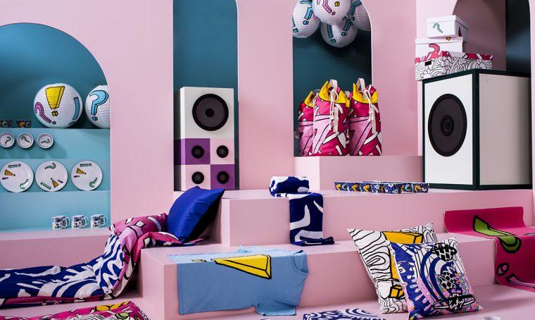 Spridd: la nuova collezione Ikea