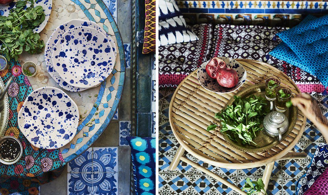 Ispirazioni etniche per la nuova collezione jassa di ikea for Ikea ispirazioni