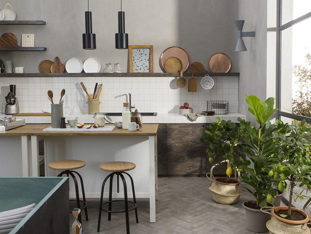 Cucina piccola una soluzione low cost e salvaspazio casafacile - Cucine on line low cost ...