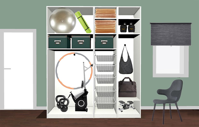Come ricavare l 39 angolo palestra in casa casafacile for Piano casa palestra