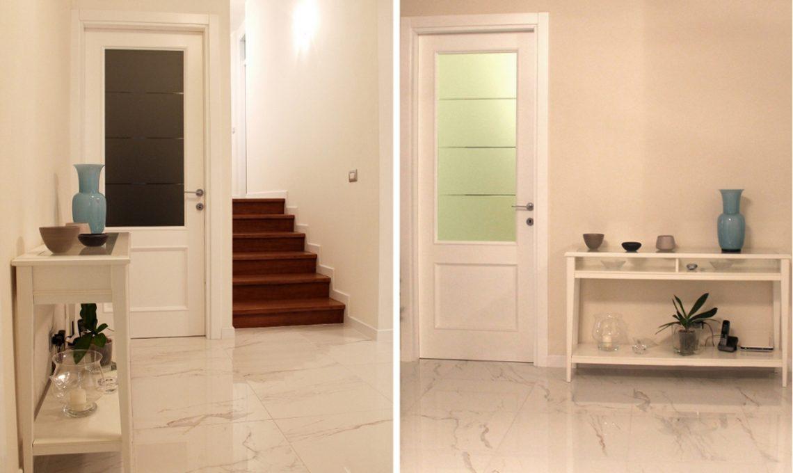 Bb Mobili Soggiorno : Prima e dopo restyling totale di una casa anni
